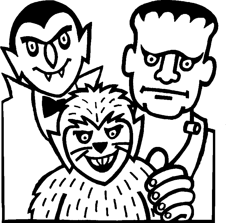 2nd grade coloring pages - 2nd grade halloween coloring pages