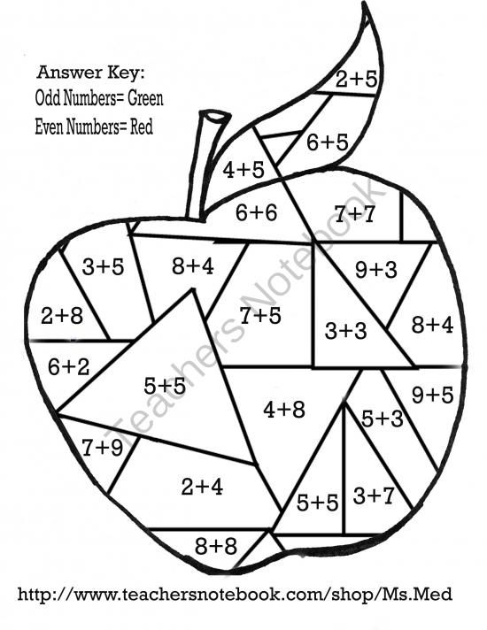 2nd grade coloring pages qsubtraction second grade - Coloring Page 2nd Grade