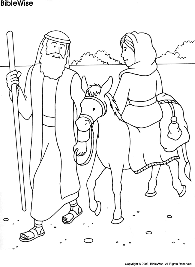 abraham and sarah coloring pages - abraham and sarah coloring pages