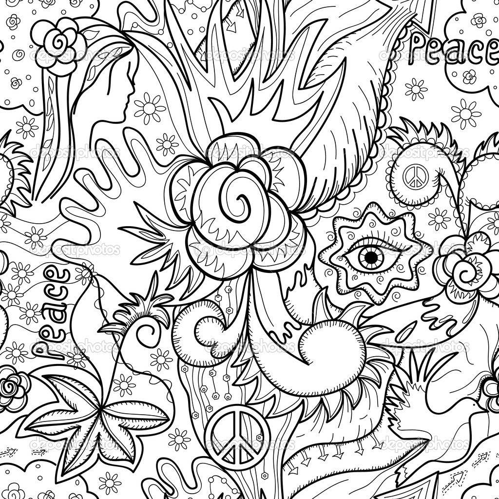 abstract coloring pages - abstract coloring pages 635