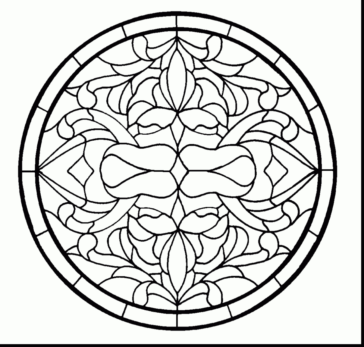 abstract coloring pages - best abstract mosaic coloring pages kids