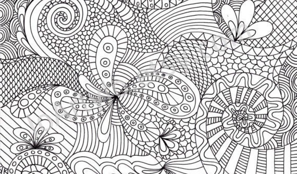 abstract coloring pages - printable coloring pages of abstract