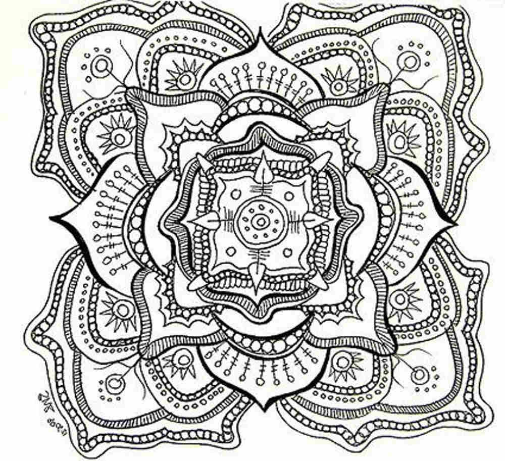 abstract coloring pages for adults - mandala coloring pages for adults printable adult coloring pages paisley printable adult coloring pages abstract