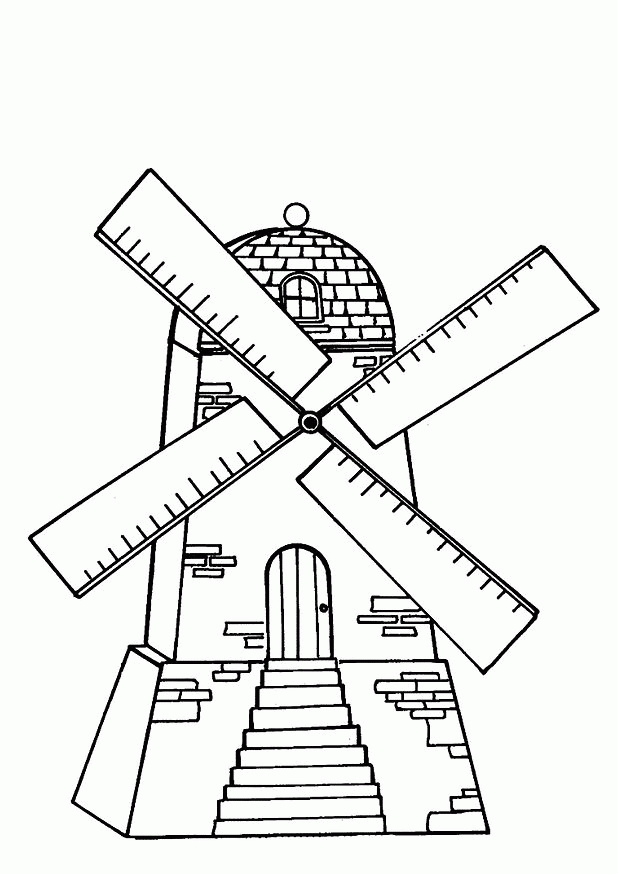 adam and eve coloring page - windmill coloring pages