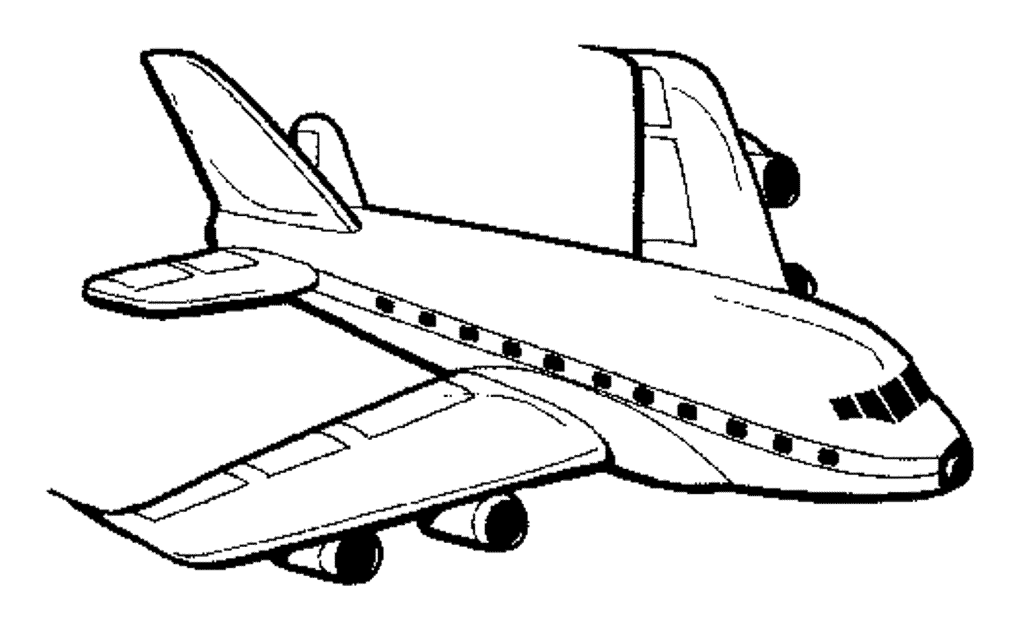 adult coloring pages - plane coloring pages