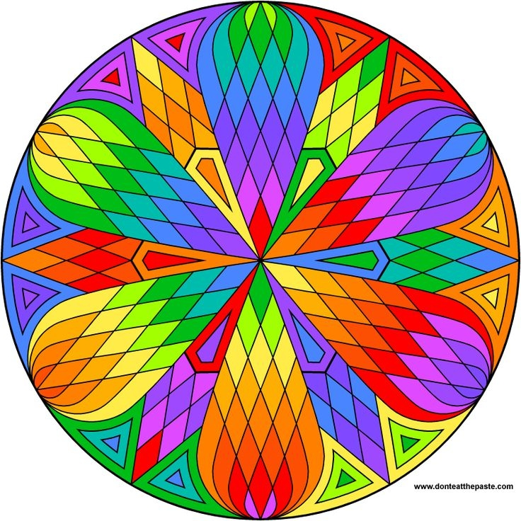 adult coloring pages colored - coloring for adults