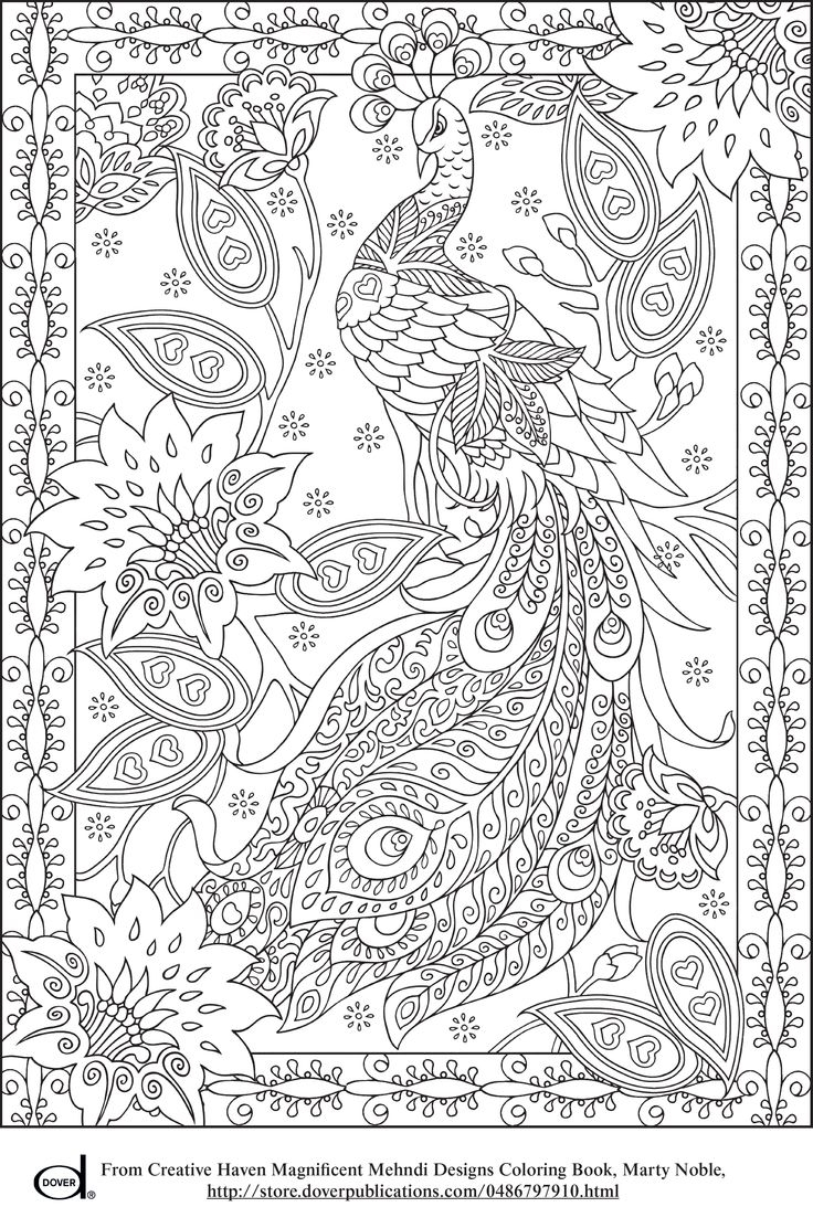 adult coloring pages colored - adult coloring page