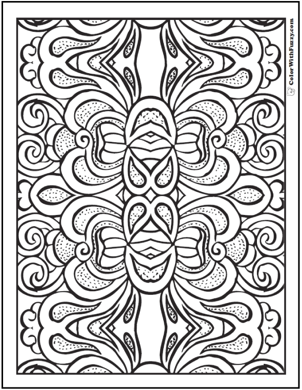 adult coloring pages patterns - pattern coloring pages