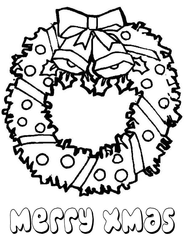 advent wreath coloring page - page decoration