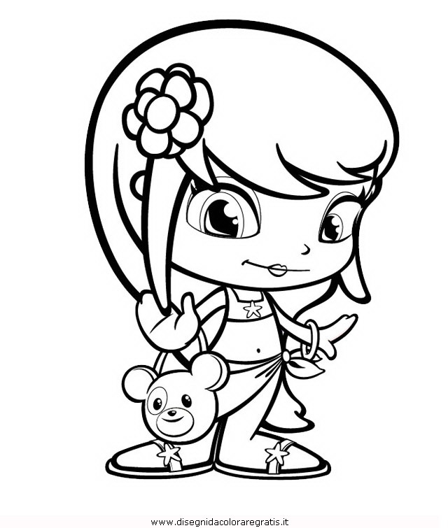25 American Girl Doll Coloring Pages Selection   FREE COLORING PAGES ...