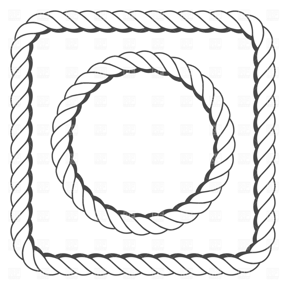 anchor coloring page -