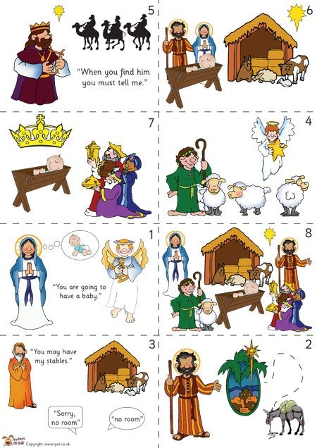 angel coloring pages - nativity printables