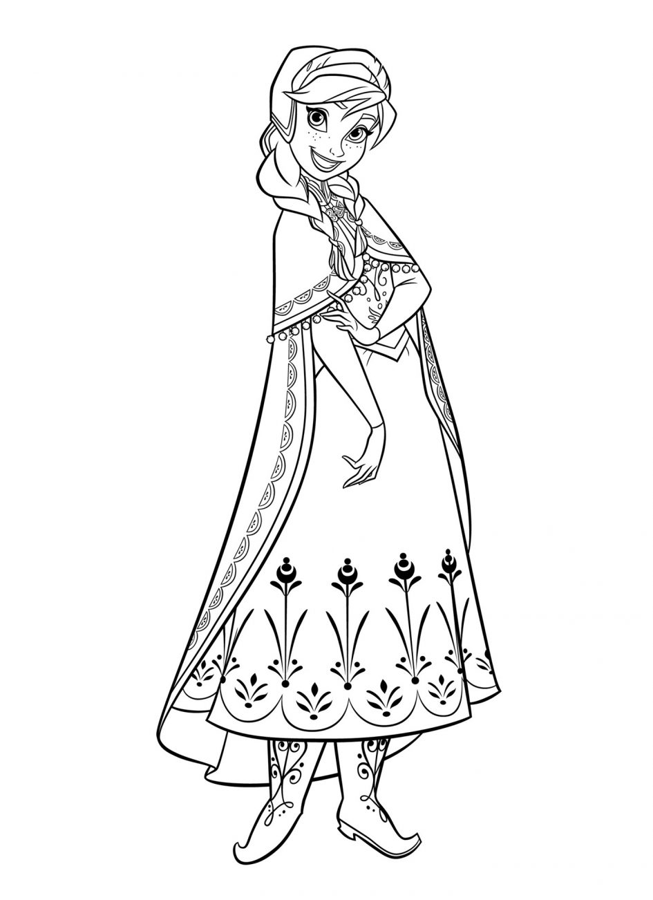 anna coloring pages - anna coloring pages