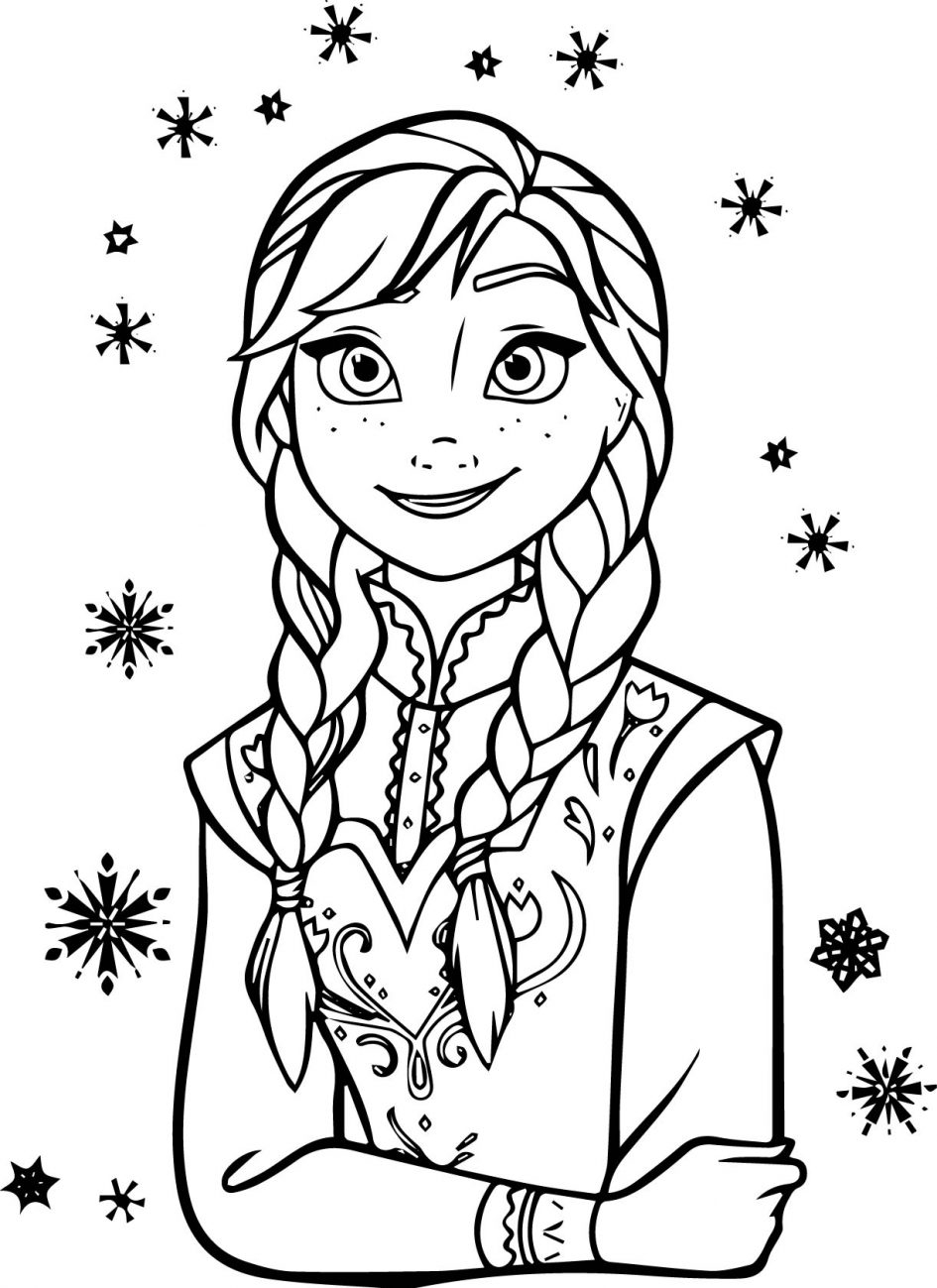 21 Anna Coloring Pages Collections | FREE COLORING PAGES - Part 2