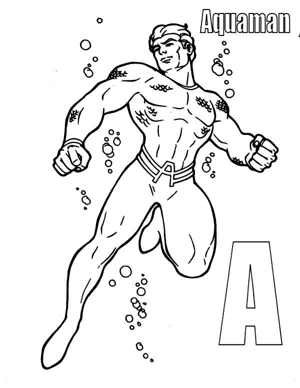 28 aquaman coloring pages compilation free coloring pages part 3