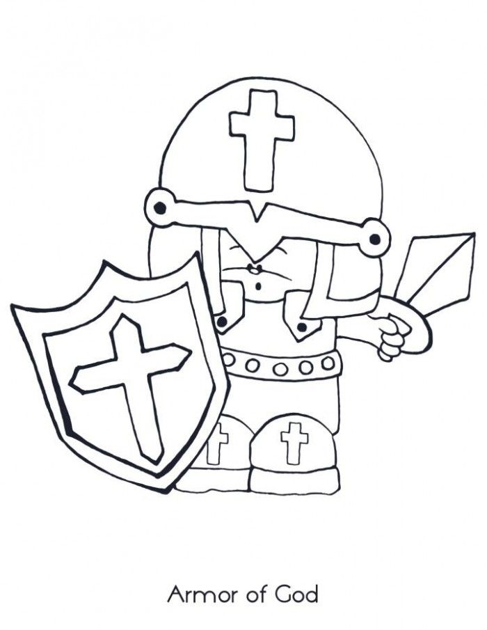 24 Armor Of God Coloring Pages Collections FREE COLORING PAGES