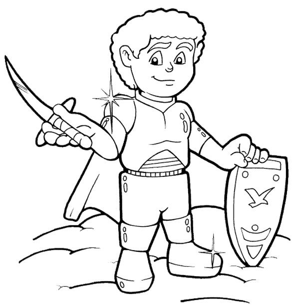 armor of god coloring pages - armor of god colorpg