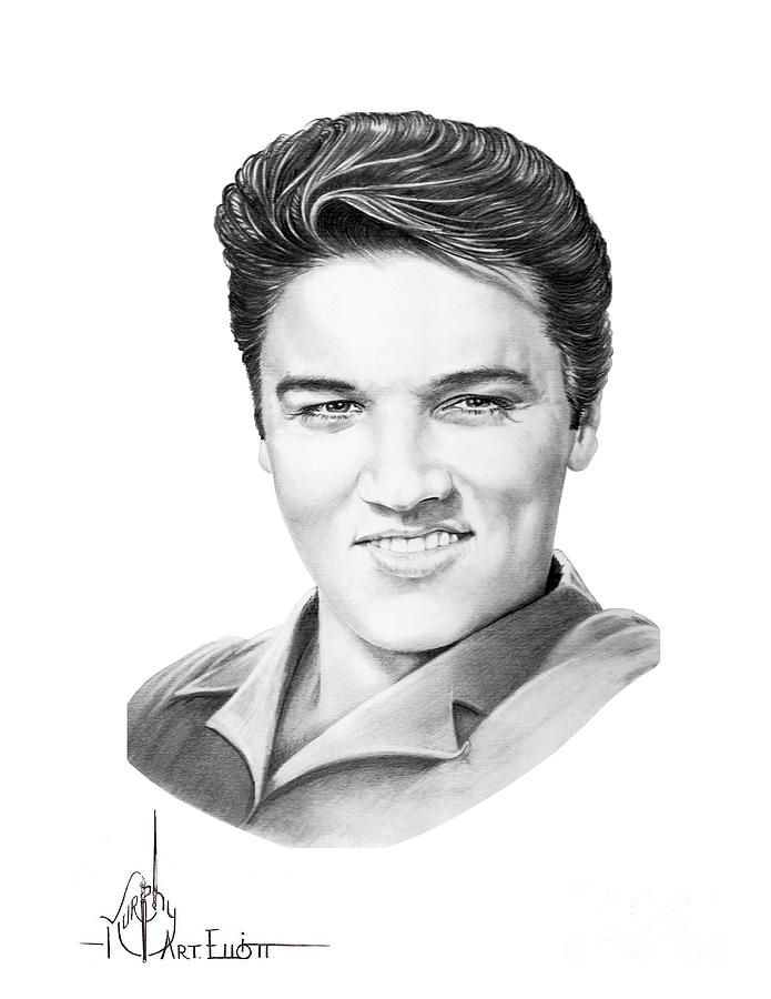 army coloring pages - elvis aaron presley murphy elliott