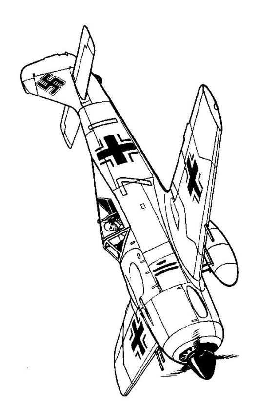 army coloring pages - 505