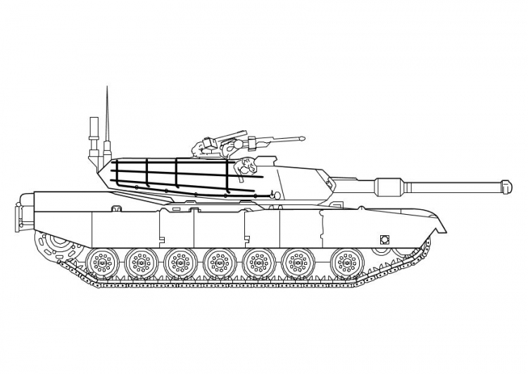 army tank coloring pages - army coloring pages