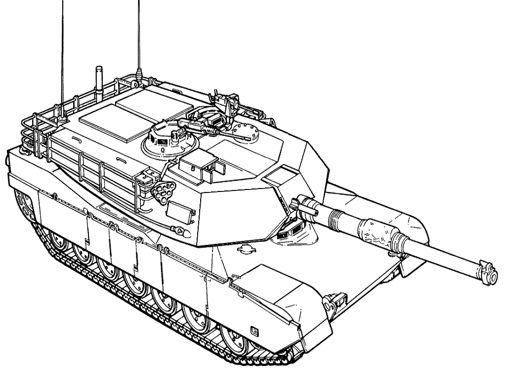 army tank coloring pages - army tanks coloring pages