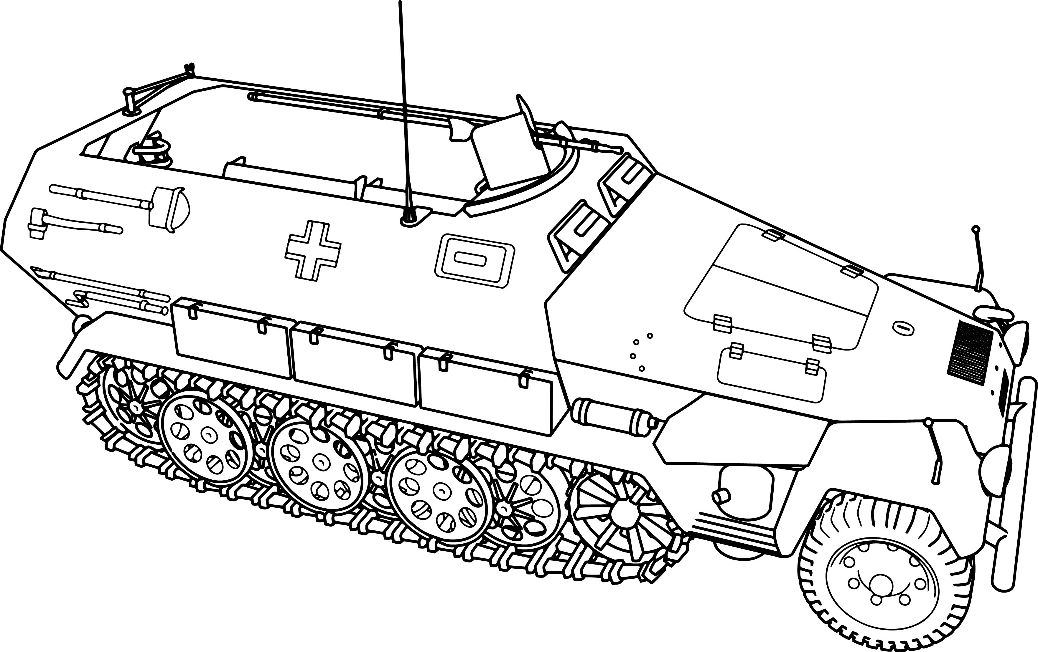 army tank coloring pages - tank coloring pages