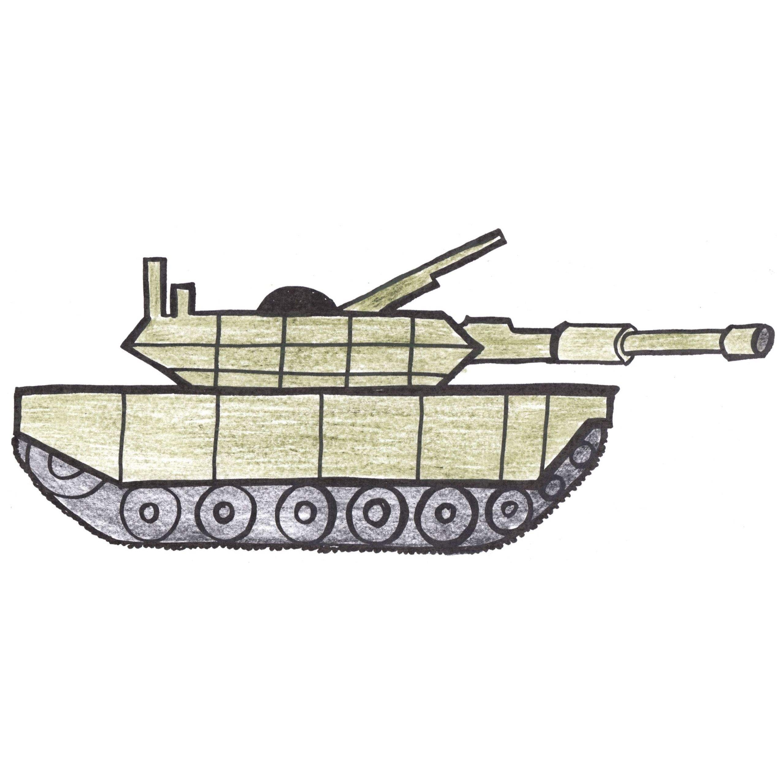 army tank coloring pages - army tank
