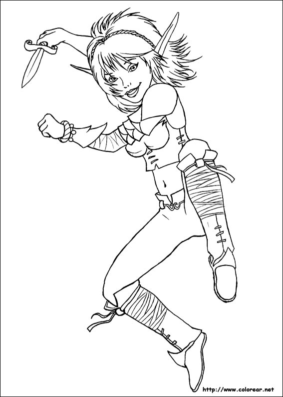 arthur coloring pages - dibujos 9696