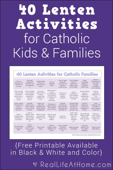 ash wednesday coloring pages - 40 lenten activities for catholic families