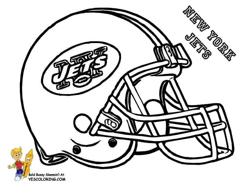 atlanta falcons coloring pages - football rugby coloring pages