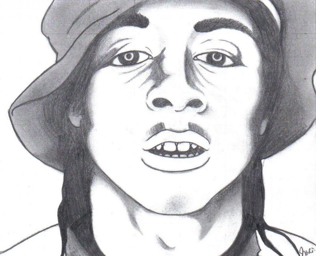august coloring pages - how to draw lil wayne lil wayne coloring pages 2
