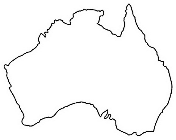 australia coloring pages - australia day coloring pages for kids