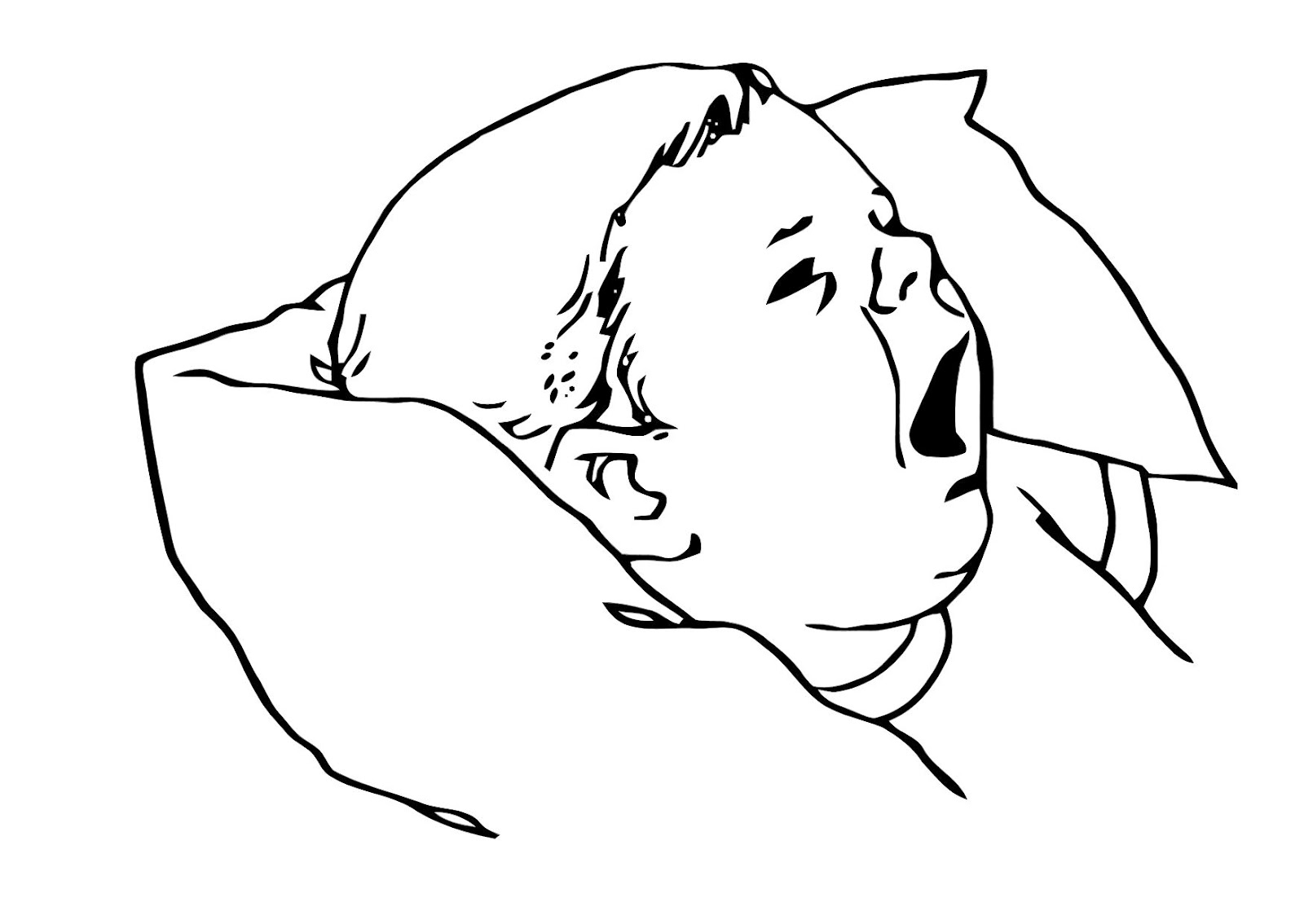 baby coloring pages - coloring baby