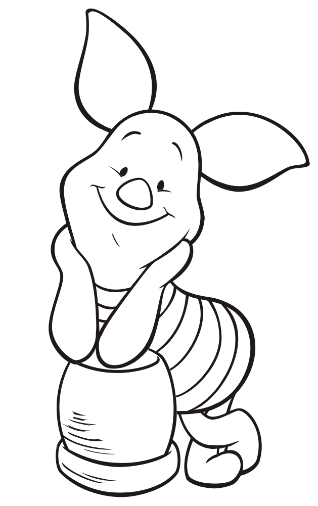 baby disney coloring pages - smiliguido para colorir