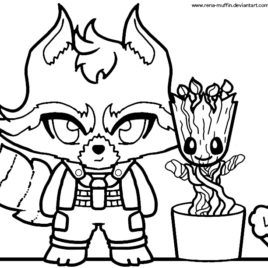 baby groot coloring page - 1000 images about coloring sheets on pinterest free printable
