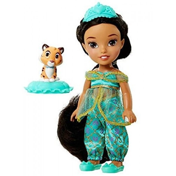baby minnie mouse coloring pages - disney princess my first princess exclusive toddler doll petite jasmine and rajah 6 inches