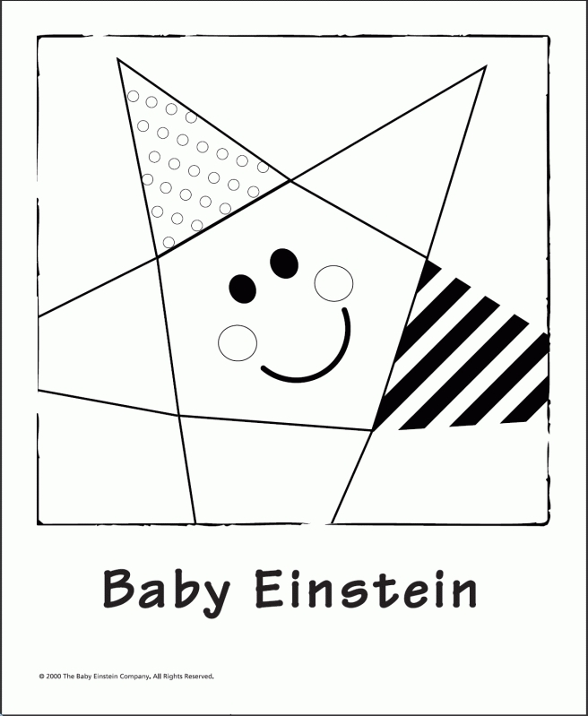 baby moana coloring pages - baby einstein coloring pages printable