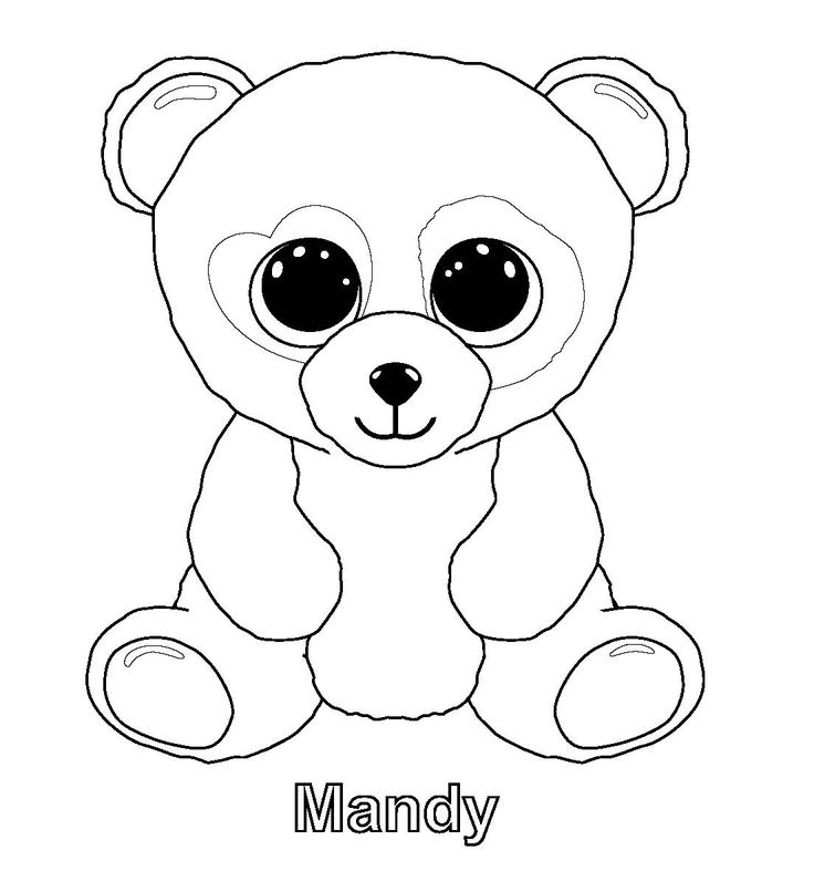 baby panda coloring pages - baby panda coloring pages