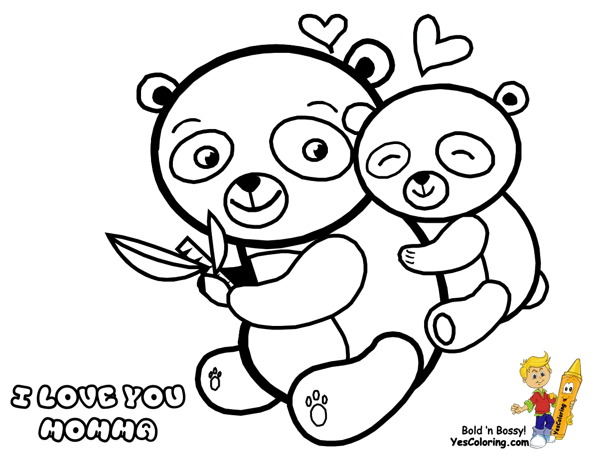 24 Baby Panda Coloring Pages Compilation | FREE COLORING PAGES