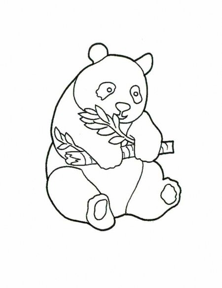 24 Baby Panda Coloring Pages Compilation FREE COLORING PAGES Part 2
