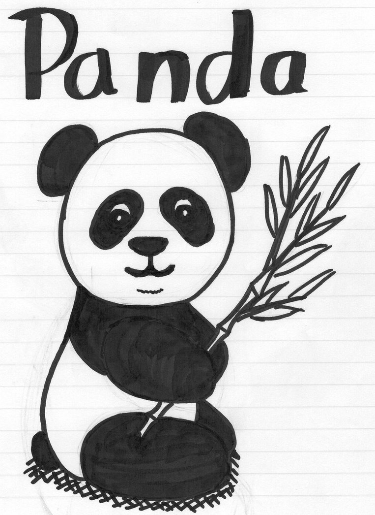 baby panda coloring pages - s= baby pandas&page=1