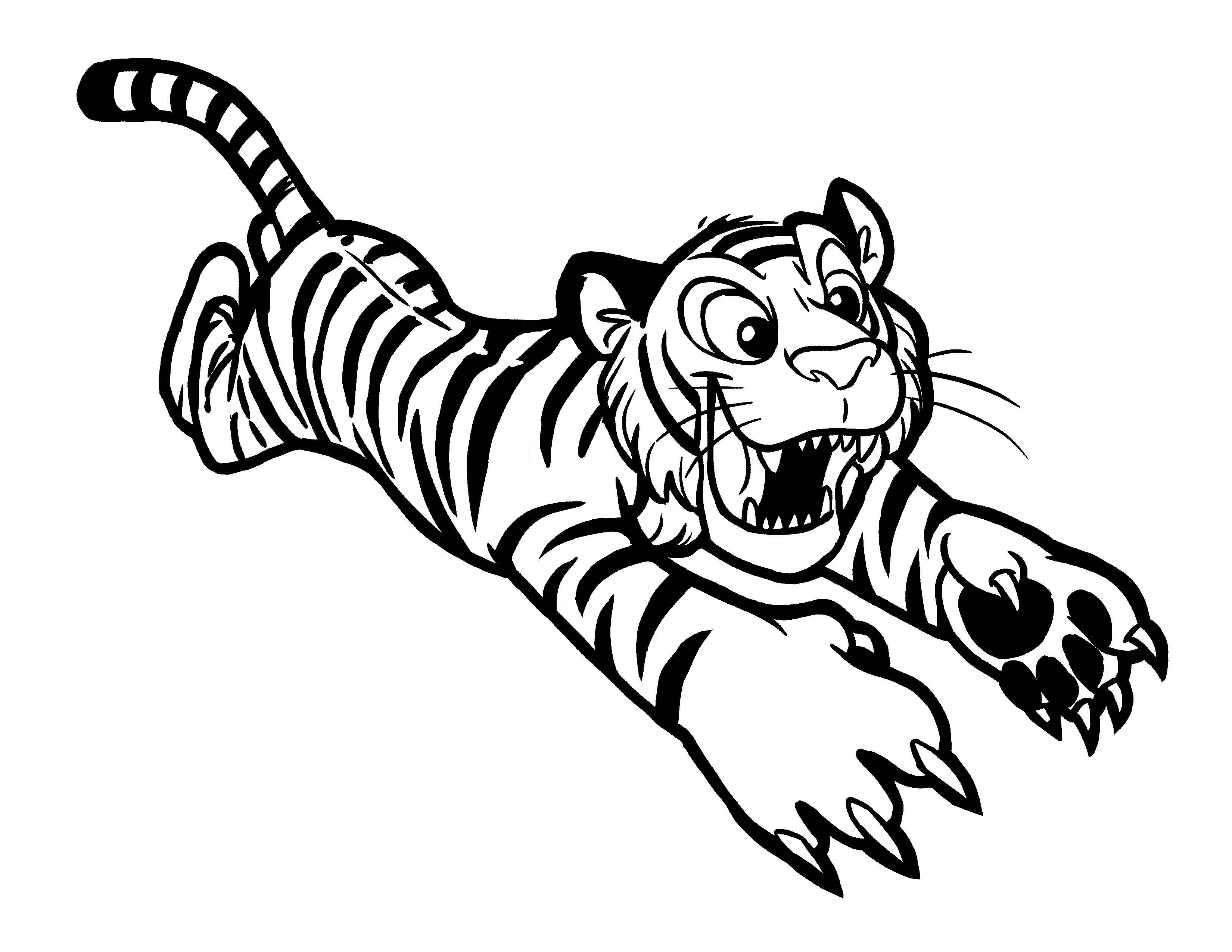 24 Baby Tiger Coloring Pages Pictures | FREE COLORING PAGES - Part 3