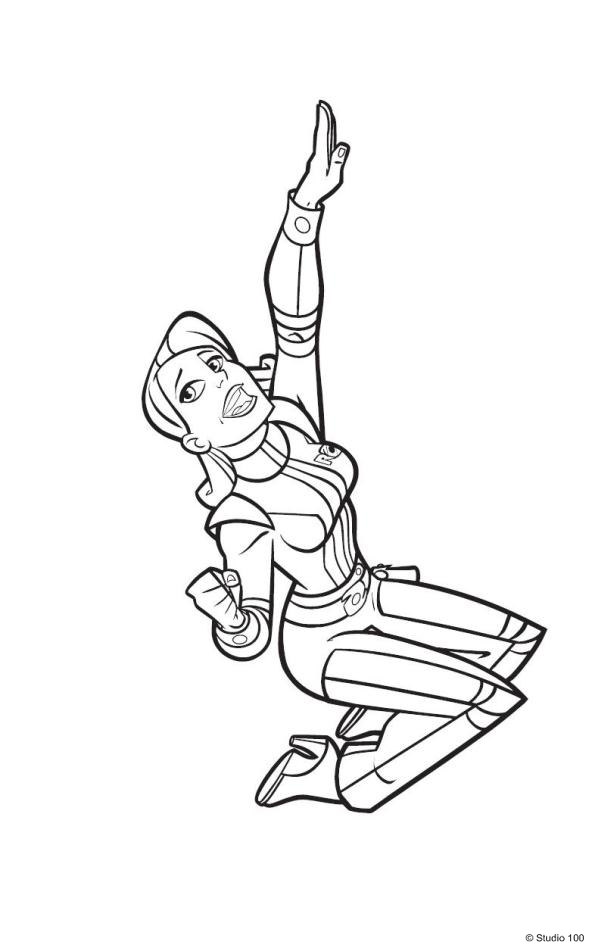 ballerina coloring pages -