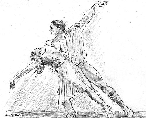 ballet coloring pages -