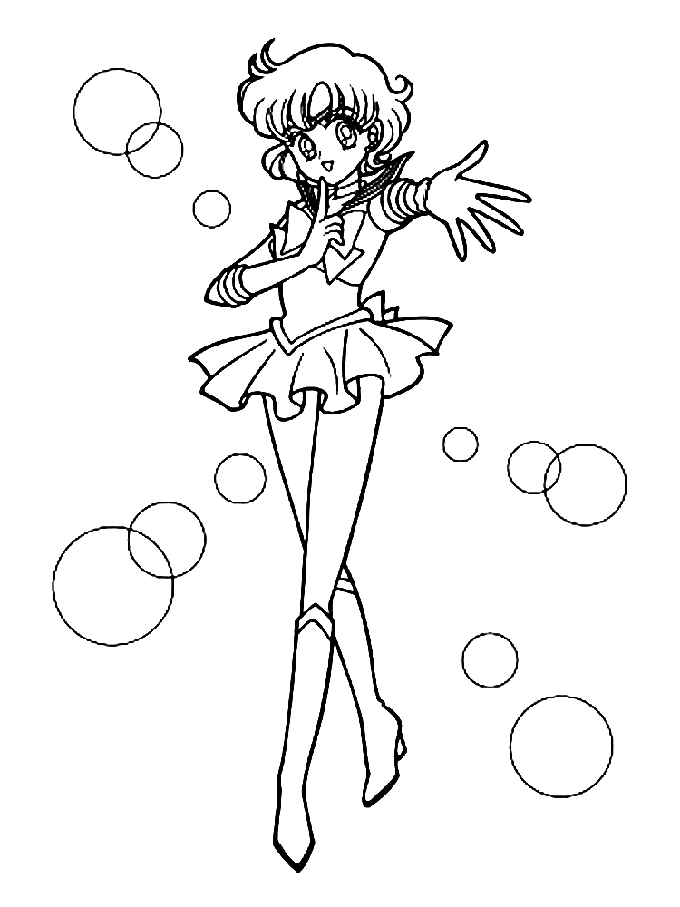 ballet coloring pages - 1150 selor mun raskraski detskie