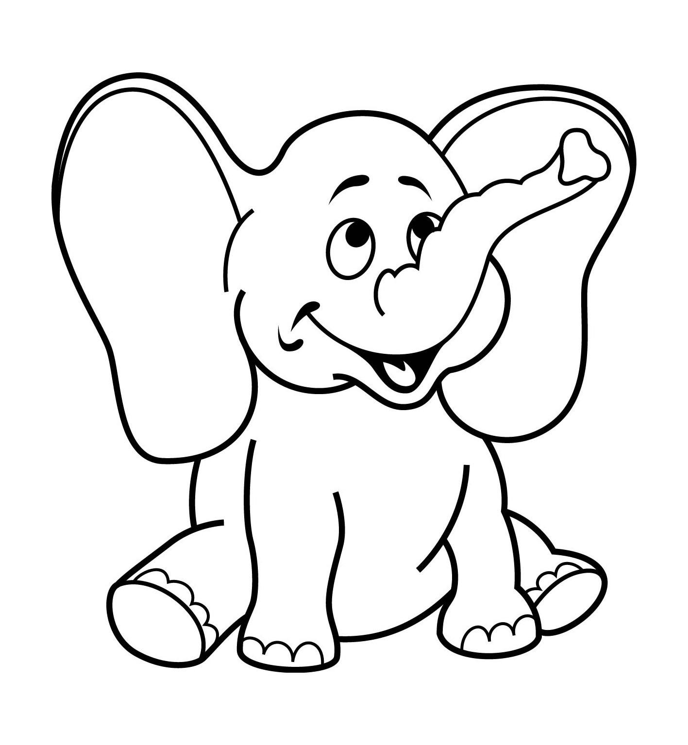ballet coloring pages - coloring pages for 3 year olds