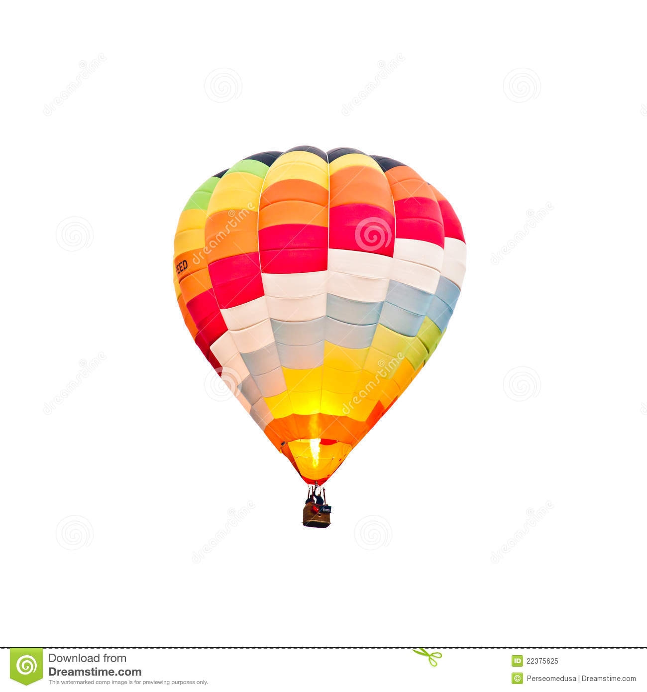 balloon coloring pages - royalty free stock photo fire balloon image