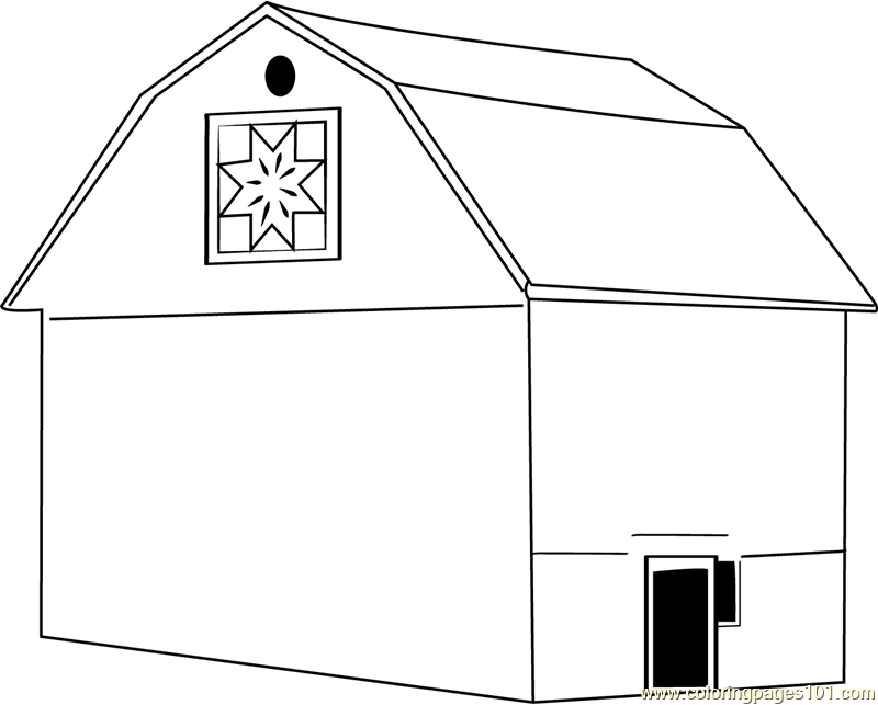 21 Barn Coloring Pages Collections | FREE COLORING PAGES - Part 3