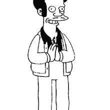 bart simpson coloring pages - bart simpson