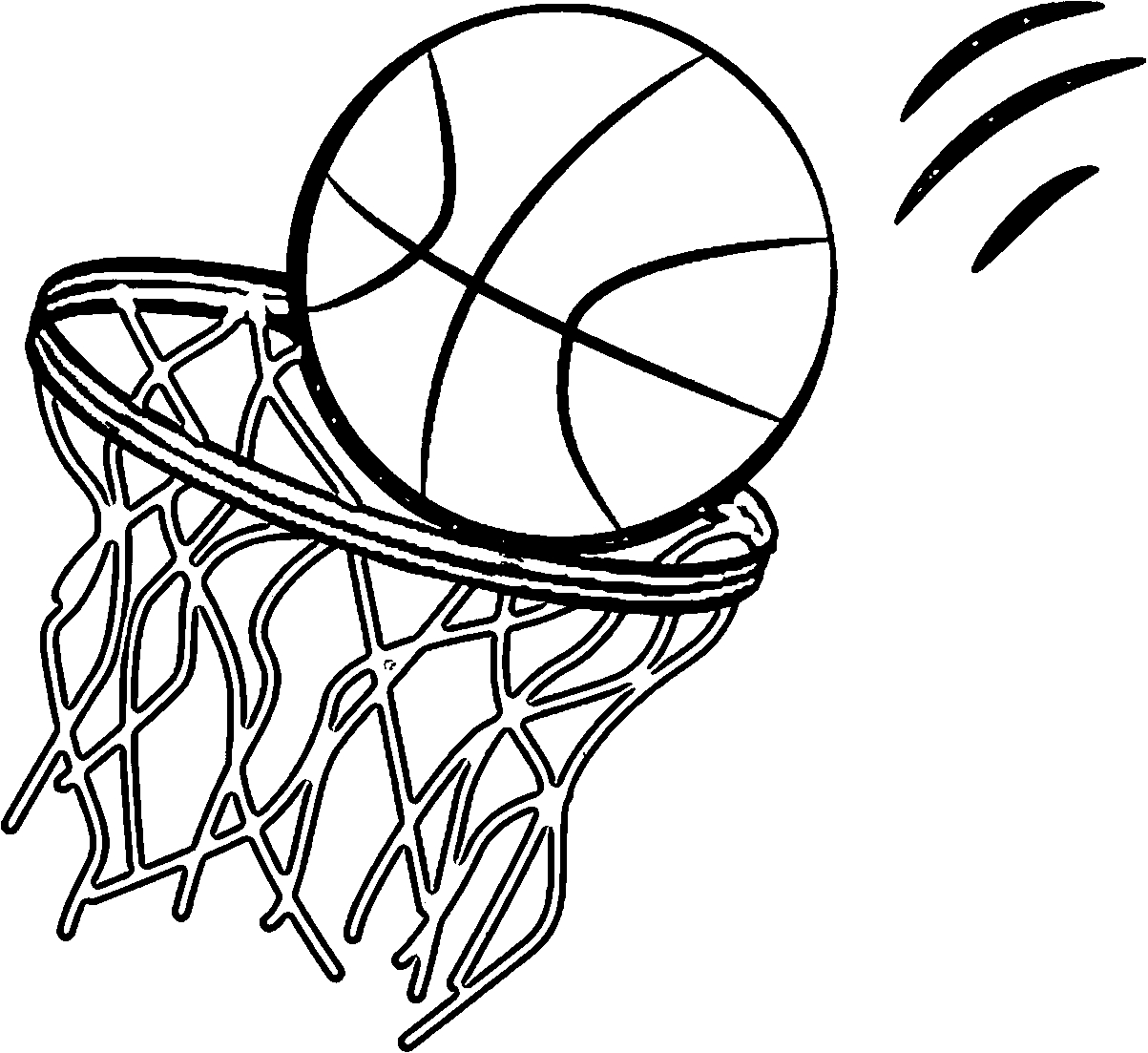 basketball coloring pages - basketball coloring pages